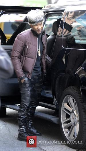 Usher Surprises Fans As Masked Street Dancer