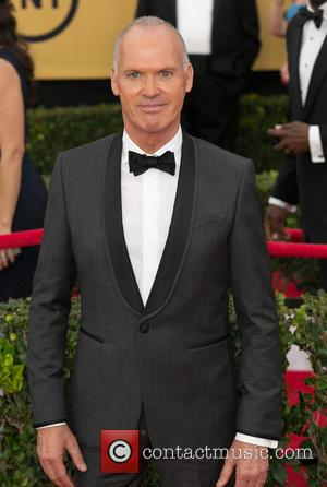 Michael Keaton - A host of stars were photographed on the red carpet as they arrived at the 21st Annual...