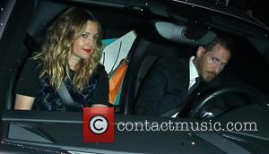 Drew Barrymore and Will Kopelman - A variety of stars were snapped as they arrived at the inaugural Daily Front...