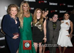 Guest, Laverne Cox, Natasha Lyonne and Diane Guerreroguest