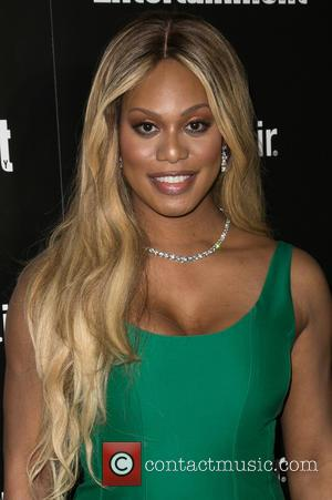 Laverne Cox - Celebrities attend Entertainment Weekly's Celebration honoring the 2015 SAG Awards nominees - Red Carpet at The Chateau...