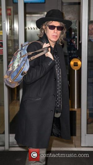 Mike Scott - Celebrities at the BBC Radio 2 at BBC Portland Place - London, United Kingdom - Thursday 22nd...