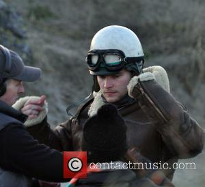 Jack Reynor - Director Jim Sheridan filming 'The Secret Scripture' with actors Rooney Mara,Jack Reynor and Theo James in the...