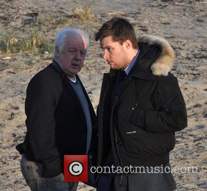Jim Sheridan and Jack Reynor