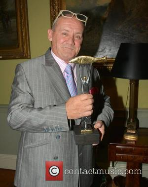 Brendan O'Carroll - Brendan O'Carroll is honoured with the Philanthropist Of The Year 2015 Award for his work with St...