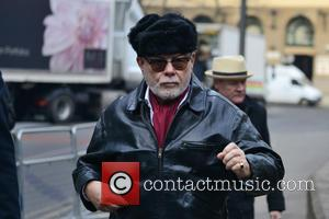 Gary Glitter and Paul Gadd - Gary Glitter, real name Paul Gadd, arrives at Southwark Crown Court for the fifth...