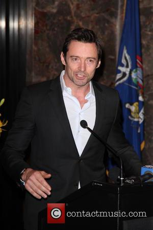 Hugh Jackman - Hugh Jackman and Julie Bishop to illuminate The Empire State Building in green and gold for Australia...