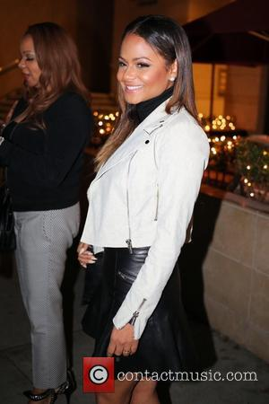Christina Milian: 'My Love Life Won't Feature In Reality Tv Series'