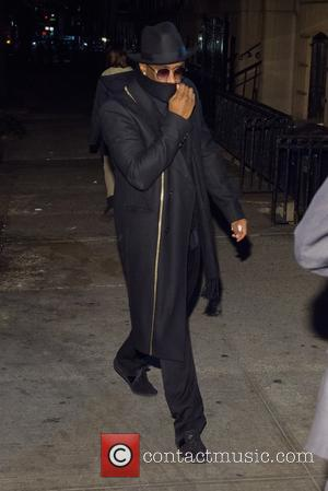Sean Combs - Sean Combs (AKA P. Diddy) spotted in Midtown Manhattan dining at Red Stixs - New York City,...
