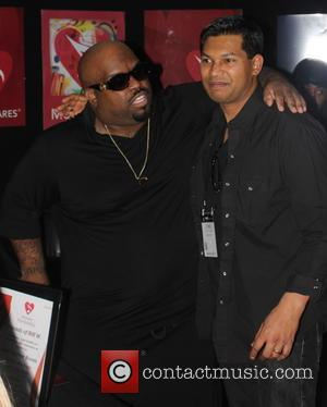 CeeLo Green - The NAMM Show 2015 at Anaheim Convention Center at Convention Center - Anaheim, California, United States -...
