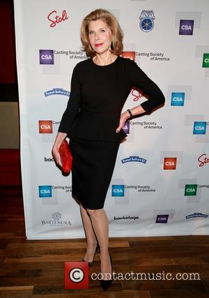 Christine Baranski - A host of stars were photographed as they arrived at the Casting Society of America 30th Annual...