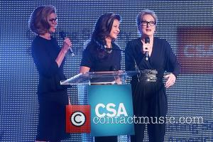 Christine Baranski, Tracey Ullman and Meryl Streep - A host of stars were photographed at the Casting Society of America...