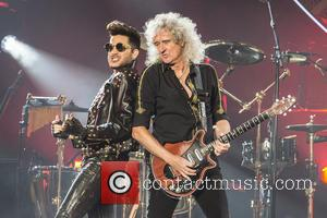 Queen, Adam Lambert and Brian May