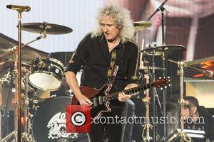 Queen and Brian May