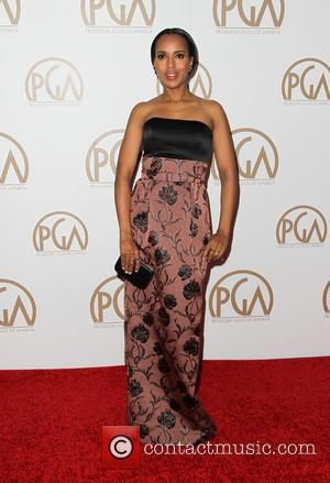 Kerry Washington - A variety of stars were photographed on the red carpet as they attended the Producers Guild of...