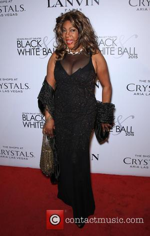 Mary Wilson - Nevada Ballet Theatre honors three time Emmy award winner Debbie Allen as its 2015 Woman of The...