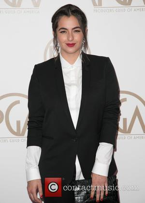 Alanna Masterson - A variety of stars were photographed on the red carpet as they attended the Producers Guild of...