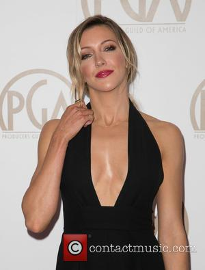Katie Cassidy - A variety of stars were photographed on the red carpet as they attended the Producers Guild of...