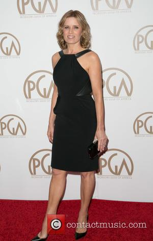 Kim Dickens - A variety of stars were photographed on the red carpet as they attended the Producers Guild of...