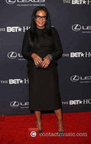 Beverly Bond - A variety of stars were photographed as they took to the red carpet at the 2015 Black...