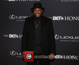 Raheem Devaughn - A variety of stars were photographed as they took to the red carpet at the 2015 Black...