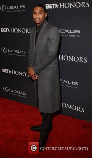 Trey Songz - A variety of stars were photographed as they took to the red carpet at the 2015 Black...
