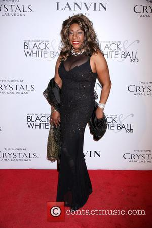 Mary Wilson - Nevada Ballet Theatre honors Debbie Allen as its '2015 Woman of The Year' at The 31st Annual...