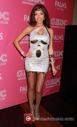 Farrah Abraham - Farrah Abraham hosts a Toga party at Ghostbar inside Palms Resort Casino - Las Vegas, Nevada, United...