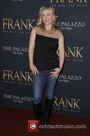 Alison Sweeney - 'FRANK The Man. The Music.' debut evening - Arrivals at Palazzo Theater - Las Vegas, Nevada, United...