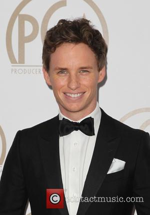Eddie Redmayne - A variety of stars were photographed on the red carpet as they attended the Producers Guild of...
