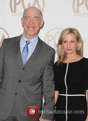 J.K Simmons and Michelle Schumacher - A variety of stars were photographed on the red carpet as they attended the...