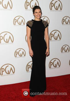 Lauren Cohan - A variety of stars were photographed on the red carpet as they attended the Producers Guild of...