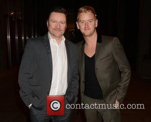 Ian Puleston-davies and Mikey North