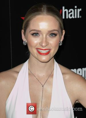 Greer Grammer - Celebrities attend Entertainment Weekly's celebration honoring the 2015 SAG Awards nominees at Chateau Marmont - Arrivals at...