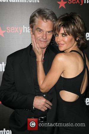 Harry Hamlin and Lisa Rinna - Celebrities attend Entertainment Weekly's celebration honoring the 2015 SAG Awards nominees at Chateau Marmont...