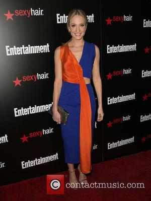 Joanne Froggatt - Celebrities attend Entertainment Weekly's celebration honoring the 2015 SAG Awards nominees at Chateau Marmont - Arrivals at...