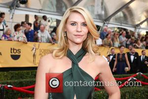 Claire Danes - 21st Annual Screen Actors Guild Awards - Arrivals at Shrine Auditorium, Screen Actors Guild - Los Angeles,...