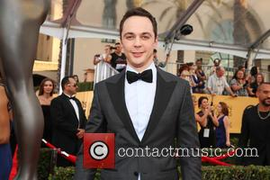 Jim Parsons - 21st Annual Screen Actors Guild Awards - Arrivals at Shrine Auditorium, Screen Actors Guild - Los Angeles,...