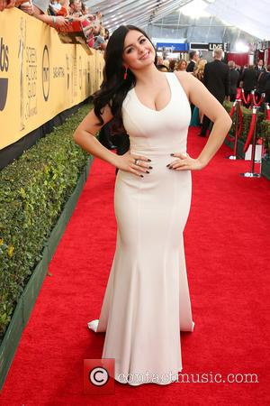 Ariel Winter - 21st Annual Screen Actors Guild Awards Arrivals at The Shrine Auditorium - Arrivals at Shrine Auditorium, Screen...