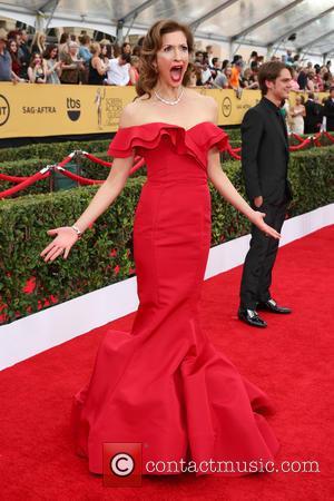 Alysia Reiner - 21st Annual Screen Actors Guild Awards Arrivals at The Shrine Auditorium - Arrivals at Shrine Auditorium, Screen...