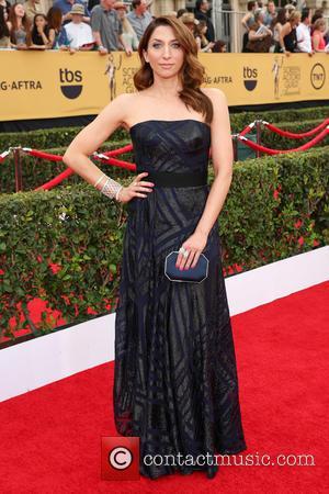 Chelsea Peretti - 21st Annual Screen Actors Guild Awards Arrivals at The Shrine Auditorium - Arrivals at Shrine Auditorium, Screen...