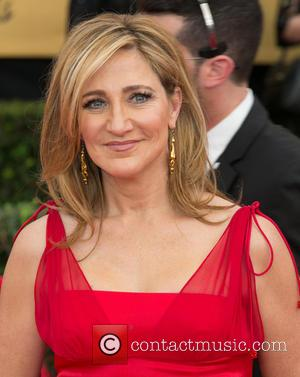 Edie Falco - A host of stars were photographed on the red carpet as they arrived at the 21st Annual...