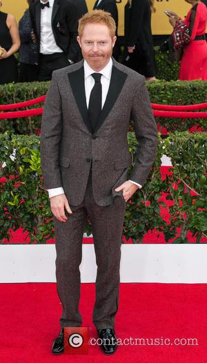 Jesse Tyler Ferguson - A host of stars were photographed on the red carpet as they arrived at the 21st...