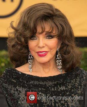 Joan Collins - A host of stars were photographed on the red carpet as they arrived at the 21st Annual...