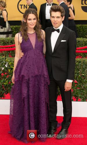 Keira Knightley and James Righton - A host of stars were photographed on the red carpet as they arrived at...