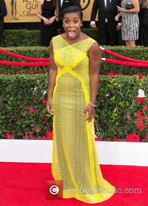 Uzo Aduba - A host of stars were photographed on the red carpet as they arrived at the 21st Annual...