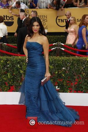 Laura Gomez - 21st Annual Screen Actors Guild Awards - Arrivals at Shrine Auditorium, Screen Actors Guild - Los Angeles,...