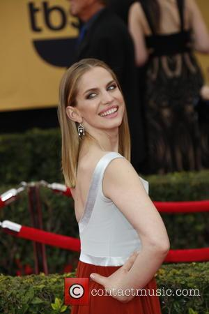 Anna Chlumsky - 21st Annual Screen Actors Guild Awards - Arrivals at Shrine Auditorium, Screen Actors Guild - Los Angeles,...