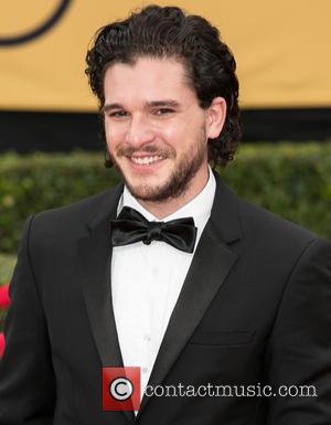 Kit Harington - 21st Annual SAG (Screen Actors Guild) Awards at Los Angeles Shrine Exposition Center - Arrivals at Los...