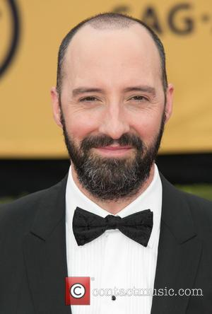 Tony Hale - 21st Annual SAG (Screen Actors Guild) Awards at Los Angeles Shrine Exposition Center - Arrivals at Los...